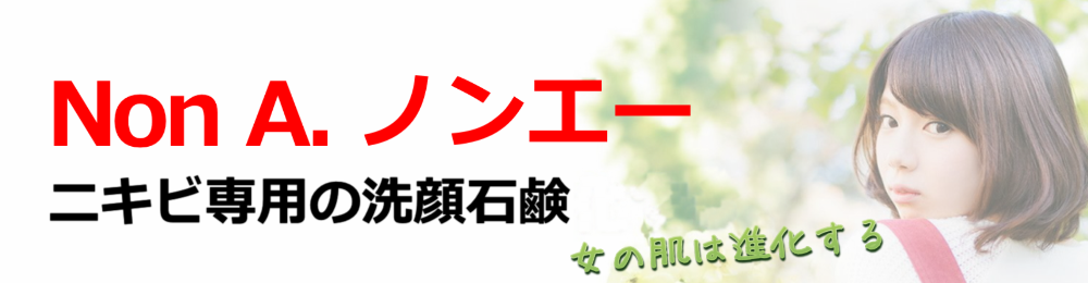 NonAノンエー石鹸専用サイト【必見】
